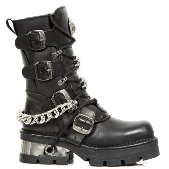 scarpe con il tacco donna - Itali Negro - NEW ROCK, NEW ROCK