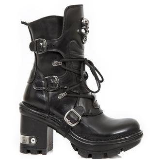 scarpe con il tacco donna - Nomada Negro - NEW ROCK, NEW ROCK