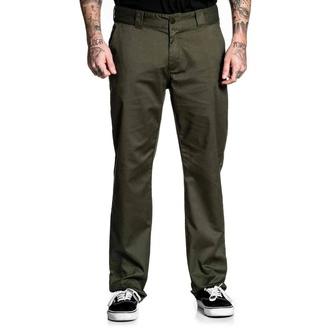 Pantaloni da uomo SULLEN - 925 - OLIVA, SULLEN