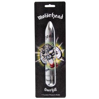 vibratore Motorhead - Overkill 7 - PLASTIC HEAD, PLASTIC HEAD, Motörhead