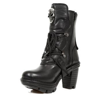 scarpe con il tacco donna - Itali, Nomada, Neotrail Negro - NEW ROCK, NEW ROCK