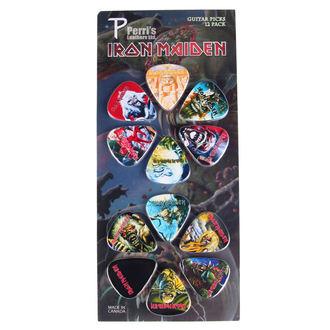 Plettri Iron Maiden - PERRIS PELLE, PERRIS LEATHERS, Iron Maiden