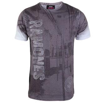 t-shirt metal uomo Ramones - Ramones Subway - ROCK OFF, ROCK OFF, Ramones