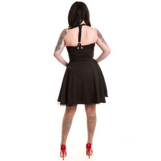 vestito donna ROCKABELLA - Lilith - Nero, ROCKABELLA