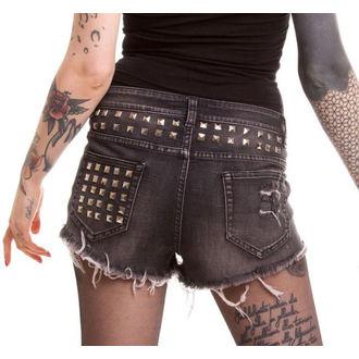 pantaloncini donna VIXXSIN - Razer - Nero, VIXXSIN
