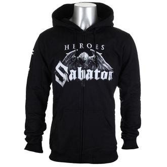 felpa uomo Sabaton - Heroes Polonia - CARTON, CARTON, Sabaton