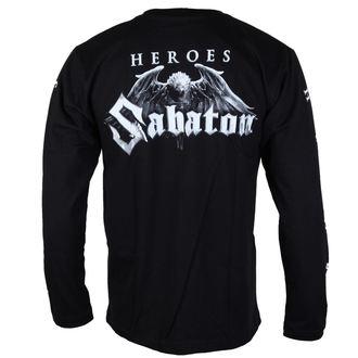T-shirt uomo con maniche lunghe Sabaton - Heroes Polonia - CARTON, CARTON, Sabaton