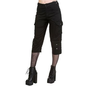 pantaloni donna 3/4 DEAD THREADS, DEAD THREADS
