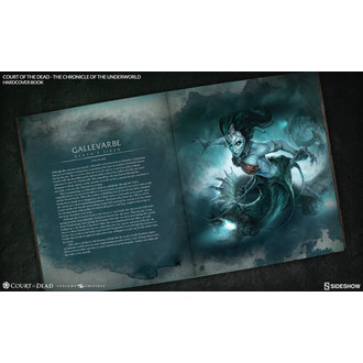 libro Court of the Dead The Chronicle of the Underworld