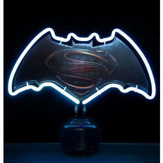 lampada Batman Vs Superuomo - Logo, NNM, Batman