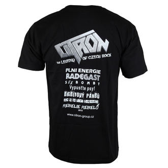 t-shirt metal uomo Citron - Radegast - NNM, NNM, Citron