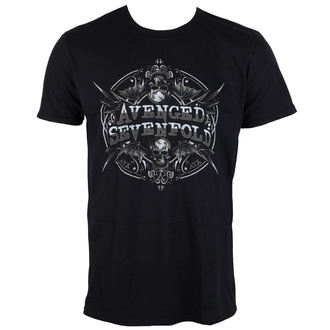 t-shirt metal uomo Avenged Sevenfold - Reflections - ROCK OFF, ROCK OFF, Avenged Sevenfold