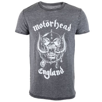 t-shirt metal uomo Motörhead - England - ROCK OFF, ROCK OFF, Motörhead