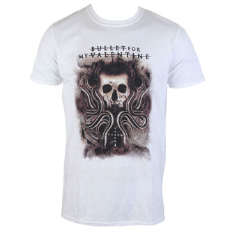 t-shirt metal uomo Bullet For my Valentine - Snakes & Skull - ROCK OFF, ROCK OFF, Bullet For my Valentine