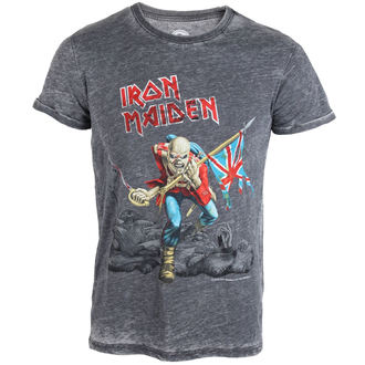 t-shirt metal uomo Iron Maiden - Trooper - ROCK OFF, ROCK OFF, Iron Maiden
