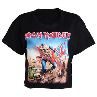 t-shirt metal donna Iron Maiden - Trooper - ROCK OFF, ROCK OFF, Iron Maiden