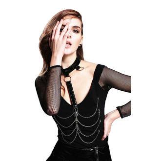 T-shirt gotica e punk donna - Gothic Zetta - DEVIL FASHION, DEVIL FASHION