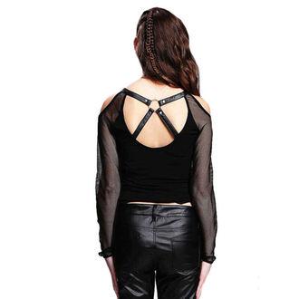 T-shirt gotica e punk donna - Gothic Phoenix - DEVIL FASHION, DEVIL FASHION