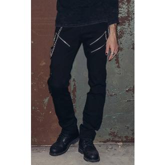 pantaloni uomo DEVIL FASHION - Gothic Reaper, DEVIL FASHION