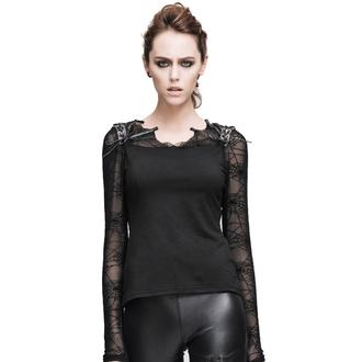 T-shirt gotica e punk donna - Gothic Dusk - DEVIL FASHION, DEVIL FASHION