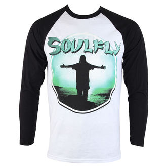 t-shirt metal uomo Soulfly - One Baseball - NUCLEAR BLAST, NUCLEAR BLAST, Soulfly