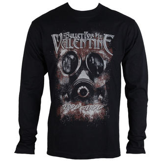 t-shirt metal uomo Bullet For my Valentine - Temper Temper Gas Mask - ROCK OFF, ROCK OFF, Bullet For my Valentine