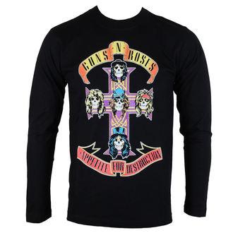 t-shirt metal uomo Guns N' Roses - Appetite For Destruction - ROCK OFF, ROCK OFF, Guns N' Roses