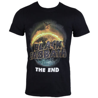 t-shirt metal uomo Black Sabbath - The End - ROCK OFF, ROCK OFF, Black Sabbath