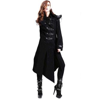 cappotto donna Devil Moda - Gothic Shadow, DEVIL FASHION