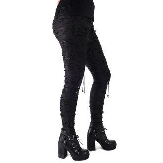 pantaloni donna (leggings) Devil Moda - Gothic RADELLA, DEVIL FASHION
