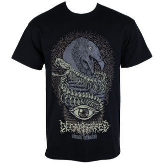 t-shirt metal uomo Decapitated - VISUAL DELUSION - RAZAMATAZ, RAZAMATAZ, Decapitated