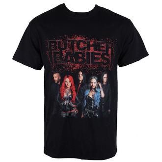 t-shirt metal uomo Butcher Babies - BAND SHOT - RAZAMATAZ, RAZAMATAZ, Butcher Babies