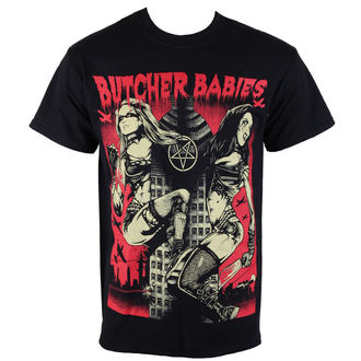 t-shirt metal uomo Butcher Babies - TOWER OF POWER - RAZAMATAZ, RAZAMATAZ, Butcher Babies