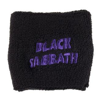 polsino BLACK SABBATH - PURPLE ONDULATO LOGO - RAZAMATAZ, RAZAMATAZ, Black Sabbath