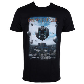t-shirt metal uomo Dream Theater - ASTONISHING - LIVE NATION, LIVE NATION, Dream Theater