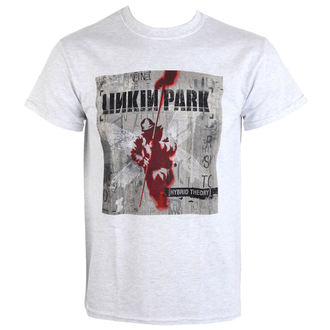 t-shirt metal uomo Linkin Park - Hybrid Theory - PLASTIC HEAD - PH9768