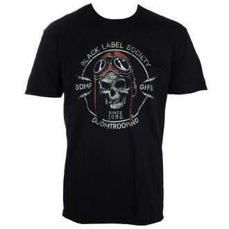 t-shirt metal uomo Black Label Society - PLASTIC HEAD - PLASTIC HEAD, PLASTIC HEAD, Black Label Society