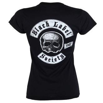 t-shirt metal donna Black Label Society - Eath - PLASTIC HEAD, PLASTIC HEAD, Black Label Society