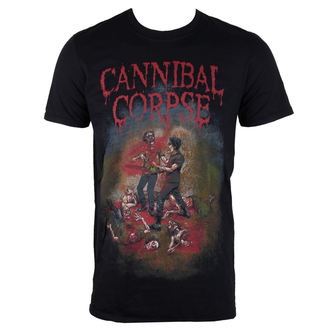 t-shirt metal uomo Cannibal Corpse - Chainsaw - PLASTIC HEAD, PLASTIC HEAD, Cannibal Corpse