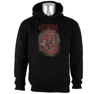 felpa con capuccio uomo Cannibal Corpse - Chainsaw - PLASTIC HEAD, PLASTIC HEAD, Cannibal Corpse