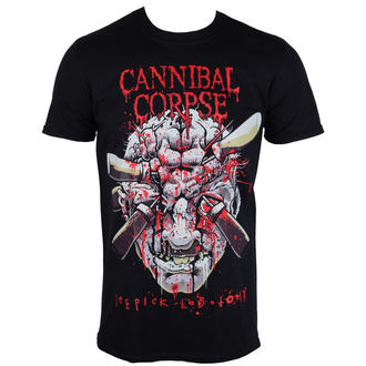 t-shirt metal uomo Cannibal Corpse - Ice Pick Lobotomy - PLASTIC HEAD, PLASTIC HEAD, Cannibal Corpse