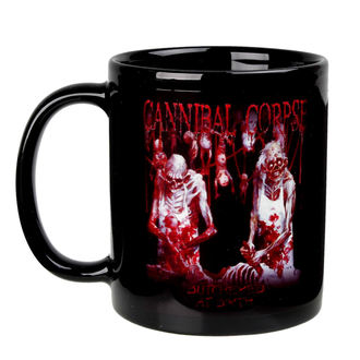 tazza Cannibal Corpse - Butchered - PLASTIC HEAD, PLASTIC HEAD, Cannibal Corpse