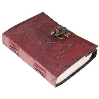 quaderno quaderno Pentagram Leather Sbalzato Rivista & Serratura - Nenow, NNM