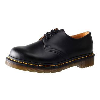 scarpe Dr. Martens - 3 fori - Nero Liscio, Dr. Martens