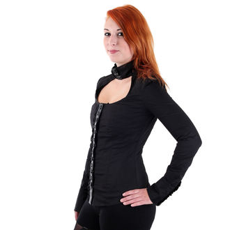camicia donna VOODOO VIXEN - Nero, JAWBREAKER