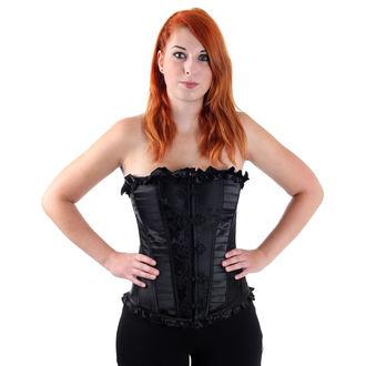 corsetto donna VOODOO VIXEN - Nero, JAWBREAKER