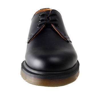 scarpe Dr. Martens - 3 fori - PW Nero Liscio, Dr. Martens
