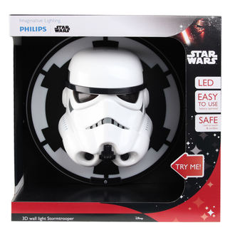muro lampada Star Wars - Stormtrooper - WHT, NNM