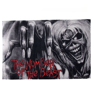 zerbino Iron Maiden - Number of the Beast - ROCKBITES, Rockbites, Iron Maiden