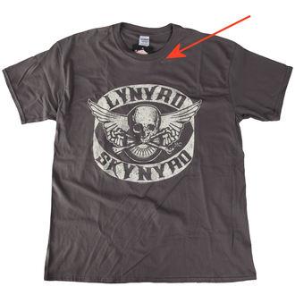 top uomo Lynyrd Skynyrd - Biker Patch - LIVE NATION - DANNEGGIATO, LIVE NATION, Lynyrd Skynyrd